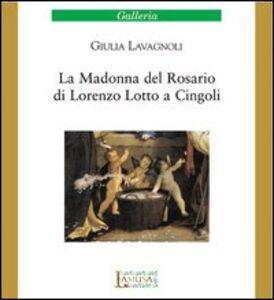 La Madonna del Rosario di Lorenzo Lotto a Cingoli