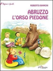 Abruzzo. L'orso piedone