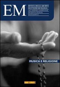 Musica e religione. Con DVD