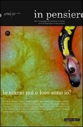 In pensiero. Arti e linguaggi del presente in rivista. Con DVD