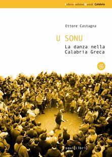 Listadelpopolo.it U sonu. La danza nella Calabria greca. Con CD Audio Image