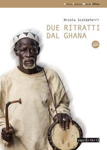 Radiospeed.it Due ritratti dal Ghana. Con DVD Image