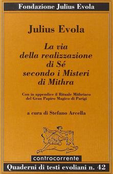 Grandtoureventi.it La via della realizzazione di sé secondo i misteri di Mithra Image