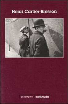 Steamcon.it Henri Cartier-Bresson Image