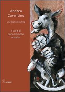 Andrea Cosentino. L'apocalisse comica