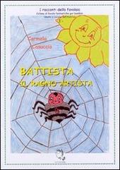Battista, il ragno artista