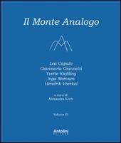 Il monte analogo. Ediz. italiana e tedesca. Vol. 3