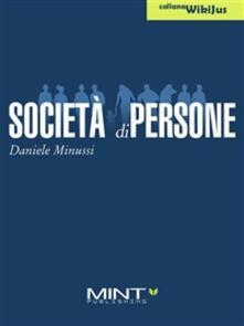 Società di persone - Daniele Minussi - ebook