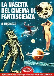 Antondemarirreguera.es La nascita del cinema di fantascienza. 1894-1919: da Georges Méliès a Willis O'Brien Image