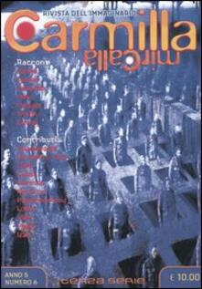 Steamcon.it Carmilla. Vol. 6 Image