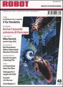 Robot. Rivista di fantascienza (2006). Vol. 48