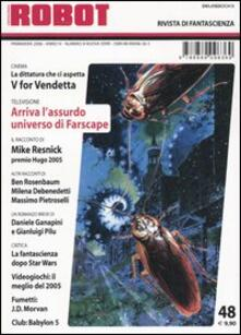 Voluntariadobaleares2014.es Robot. Rivista di fantascienza (2006). Vol. 48 Image