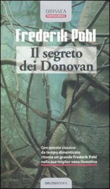 Il segreto dei Donovan - Frederik Pohl - copertina