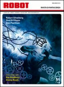 Lpgcsostenible.es Robot. Rivista di fantascienza (2007). Vol. 51 Image