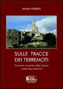 Capturtokyoedition.it Sulle tracce dei terremoti. Cronache sismiche della Liguria e delle Alpi Marittime Image