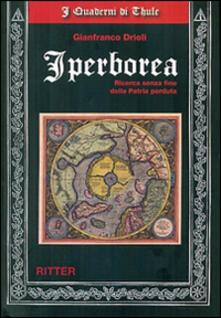 Antondemarirreguera.es Iperborea. Ricerca senza fine della patria perduta Image