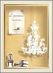 L' inferriata - Laura Di Falco - copertina