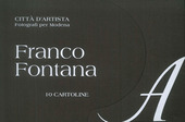 Franco Fontana. 10 cartoline