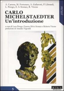 Rallydeicolliscaligeri.it Carlo Michelstaedter. Un'introduzione Image
