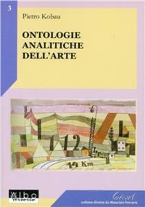 Ontologie analitiche dell'arte