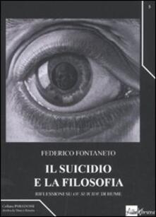 Il suicidio e la filosofia. Riflessioni su «Of suicide» di Hume.pdf