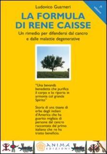 Daddyswing.es La formula di René Caisse. Un rimedio per difendersi dal cancro e dalle malattie degenerative Image
