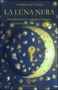 Luna nera. Interpretazioni e aspetti di transito