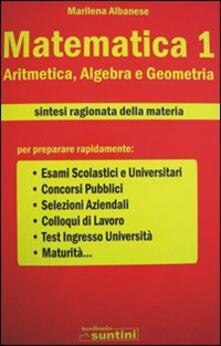 Matematica. Vol. 1: Aritmetica, algebra e geometria..pdf
