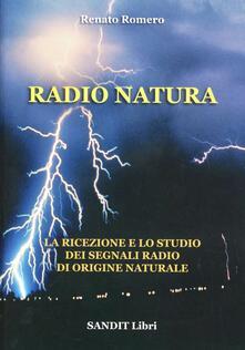 Vitalitart.it Radio natura. La ricezione e lo studio dei segnali radio di origine natrale Image