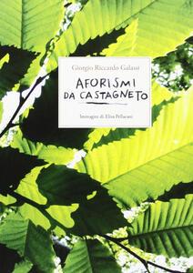 Aforismi da Castagneto