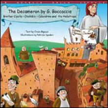 Radiospeed.it Decameron. Ediz. inglese. Vol. 1: Fra' Cipolla, Chichibio, Calandrino. Image