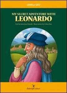 My secret adventure with Leonardo