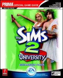 Antondemarirreguera.es The Sims 2. University. Guida strategica ufficiale Image