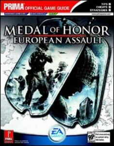 Medal of Honor. European assault