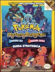 Milanospringparade.it Pokémon Mystery Dungeon. Guida strategica ufficiale Image