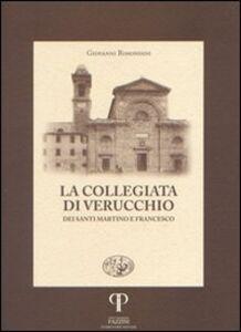 La collegiata di Verucchio dei santi Martino e Francesco