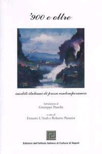 '900 e oltre. Inediti italiani di prosa contemporanea - - wuz.it