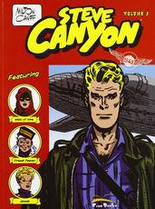 Libro Steve Canyon. Vol. 3: 1948. Milton Caniff