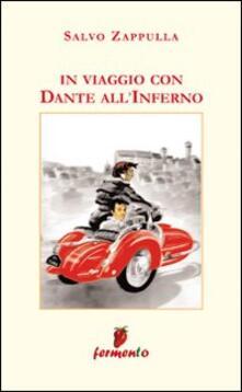 In viaggio con Dante all'inferno - Salvo Zappulla - copertina