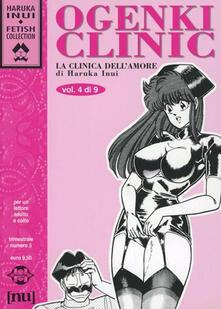 Warholgenova.it Ogenki Clinic. La clinica dell'amore. Vol. 4 Image