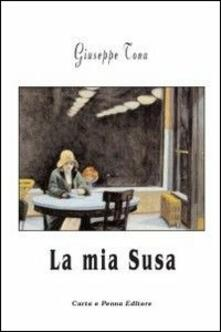 La mia susa - Giuseppe Tona - copertina
