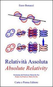 Relatività assoluta-Absolute relativity