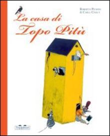 La casa di topo Pitù - Roberto Piumini - copertina