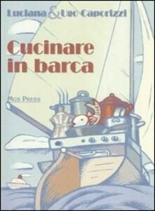 Winniearcher.com Cucinare in barca Image