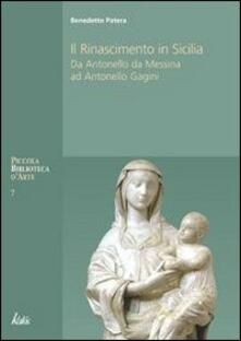 Lpgcsostenible.es Il Rinascimento in Sicilia. Da Antonello da Messina ad Antonello Gagini Image