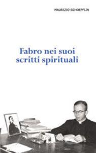 Fabro nei suoi Scritti Spirituali