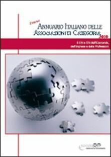 Voluntariadobaleares2014.es Annuario italiano delle associazioni di categoria (2010) Image