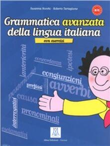 Grammatica avanzata della lingua italiana. Con esercizi.pdf