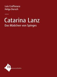 Librisulrazzismo.it Catarina Lanz. Ediz. tedesca Image