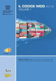 Il codice IMDG (39-2018). Con Contenuto digitale (fornito elettronicamente) - copertina